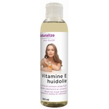 150 ml Naturalize Your Health Vitamine E Huidolie