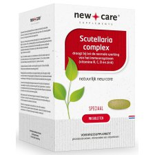 90 tabletten New Care Scutellaria Complex