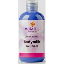 250 ml Volatile Bodymilk Neutraal
