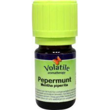 5 ml Volatile Pepermunt China Etherische Olie