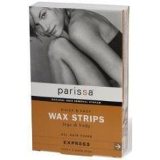 16 strips Parissa Wax Strips Legs & Body