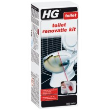 500 ml HG Toilet Renovatie Kit