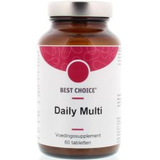 60 tabletten Best Choice Daily Multi