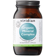 90 capsules Viridian Mineral Complex Biologisch