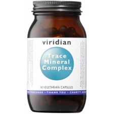90 capsules Viridian Trace Mineral Complex