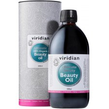 500 ml Viridian Ultimate Beauty Oil Organic