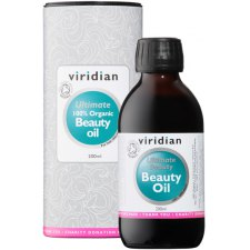 200 ml Viridian Ultimate Beauty Oil Biologisch
