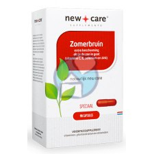 90 capsules New Care Zomerbruin