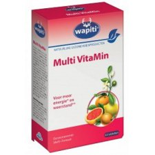 45 tabletten Wapiti Multi VitaMin