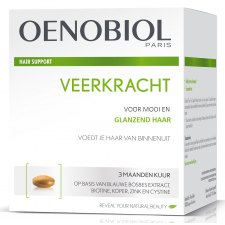 180 tabletten Oenobiol Hair Support Veerkracht
