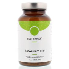 100 capsules Best Choice Tarwekiem Olie