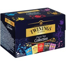 20 builtjes Twinings Classic Teas Collection