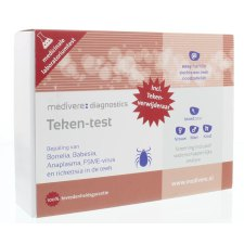 1 test Medivere Tekentest