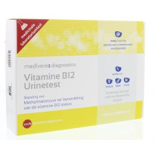 1 test Medivere Vitamine B12 Urinetest
