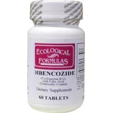 60 tabletten Ecological Formulas Dibencozide
