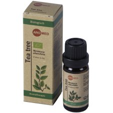 10 ml Aromed Tea Tree Etherische Olie Biologisch