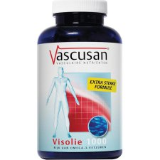 90 capsules Vascusan Visolie 1000 mg
