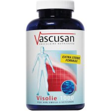 180 capsules Vascusan Visolie 1000 mg