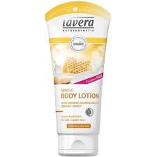 200 ml Lavera Gentle Body Lotion Organic Almond Milk & Honey