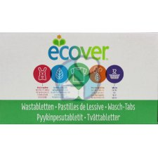32 tabletten Ecover Wastabletten