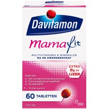 60 tabletten Davitamon Mamafit