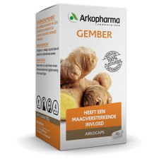45 capsules Arkopharma Gember Arkocaps