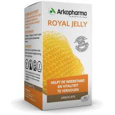 45 capsules Arkopharma Royal Jelly Arkocaps