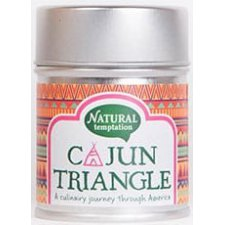 50  gram Natural Temptation Cajun Triangle