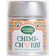 40 gram Natural Temptation Chimichurri Biologisch