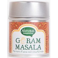 50 gram Natural Temptation Garam Masala