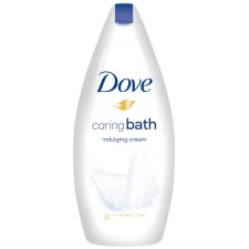 750 ml Dove Indulging Cream Caring Bath