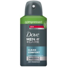 75 ml Dove Men Care Deodorant Clean Comfort Spray