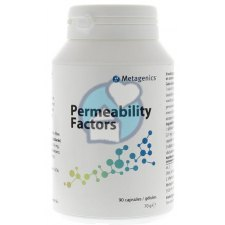 90 capsules Metagenics Permeability Factors