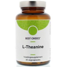 30 vegacaps Best Choice L-Theanine