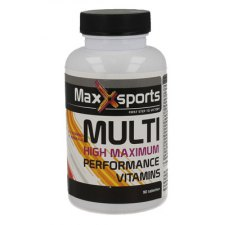 90 tablets MaxXsports Multi Vitamine
