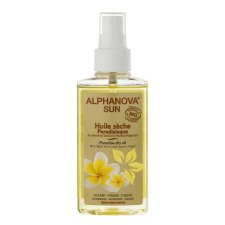 125 ml Alphanova Sun Paradise Dry Oil Spray Bio