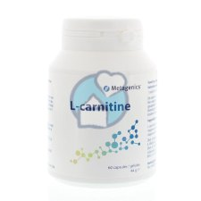 60 capsules Metagenics L-Carnitine