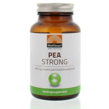 90 capsules Mattisson PEA Strong 400 mg