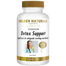 60 capsules Golden Naturals Detox Support