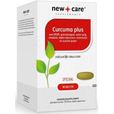 90 tabletten New Care Curcuma Plus