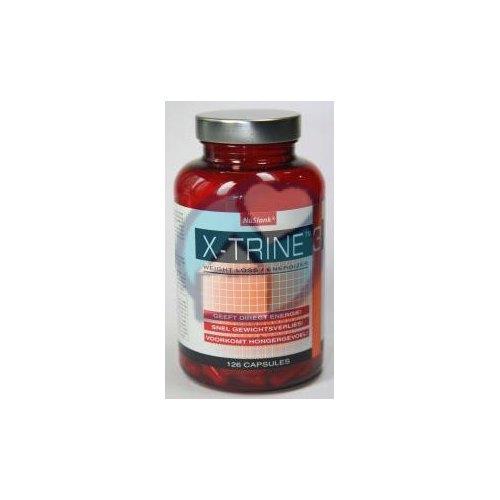 Nu Slank X-Trine PK Benelux 126 capsules kopen - Gezondheid aan huis