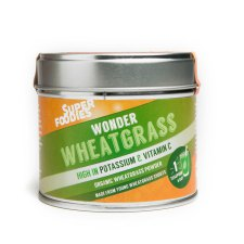 60 gram Superfoodies Wonder Wheatgrass Poeder Biologisch