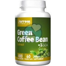 60 capsules Jarrow Formulas Green Coffee Bean Extract