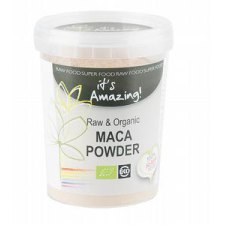 300 gram Its Amazing Maca Powder Raw & Biologisch
