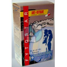 60 capsules Fytostar Anti-Oxydant Complex