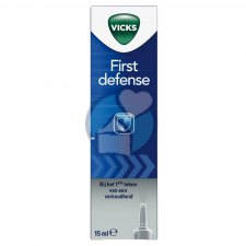 15 ml Vicks First Defense Neusspray