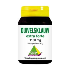 30 capsules SNP Duivelsklauw Extra Forte 1100 mg