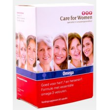 60 capsules Care for Women Womens Omega