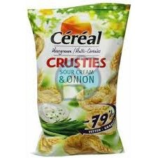 85 gram Cereal Chips Sour Cream & Onion