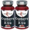2 x 120 capsules Lucovitaal Cranberry X-tra Lactobacillus